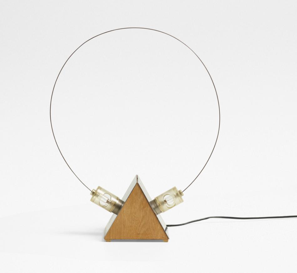 Arditi and Gianni Gamberini B.T. table lamp