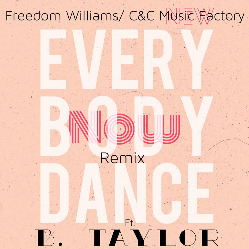 GONNA MAKE YOU SWEAT(EveryBody Dance Now )C&C MUSIC FACTORY FT B. TAYLOR -