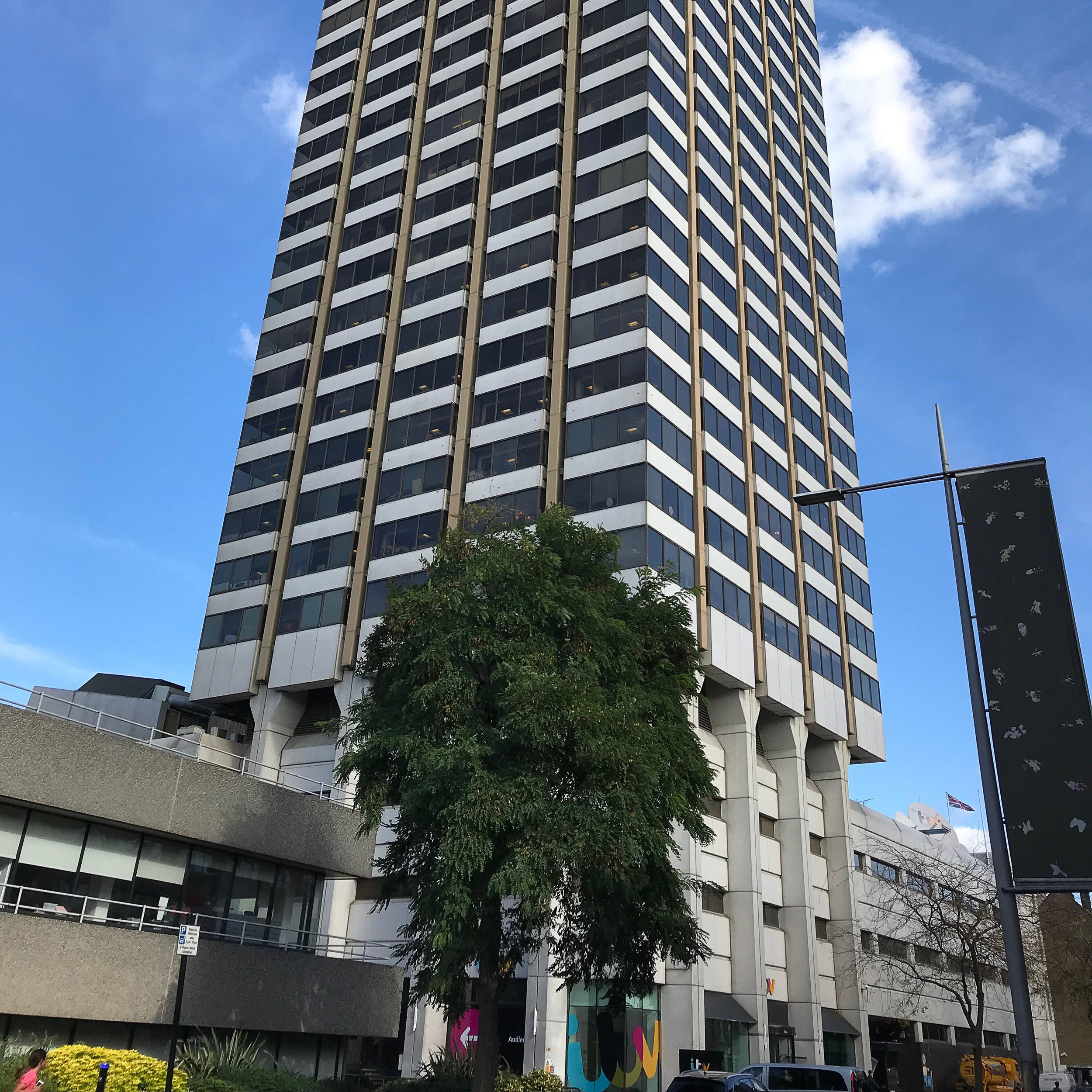The ITV Building, South Bank, London - R L Crafter & Co Ltd have been working within the ITV building for in excess of 25 Years and we are pleased to say have become their preferred contractor for Mechanical Plumbing and Heating services.