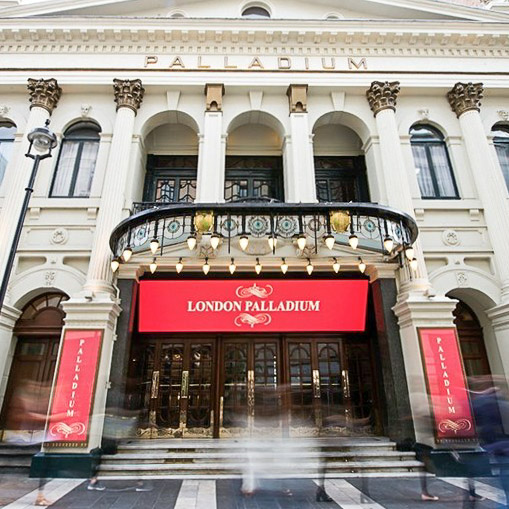 The London Palladium Theatre - We have been privileged to work at the Famous London Palladium in Argyle Street London, and have carried out various projects recently and further works are on-going.