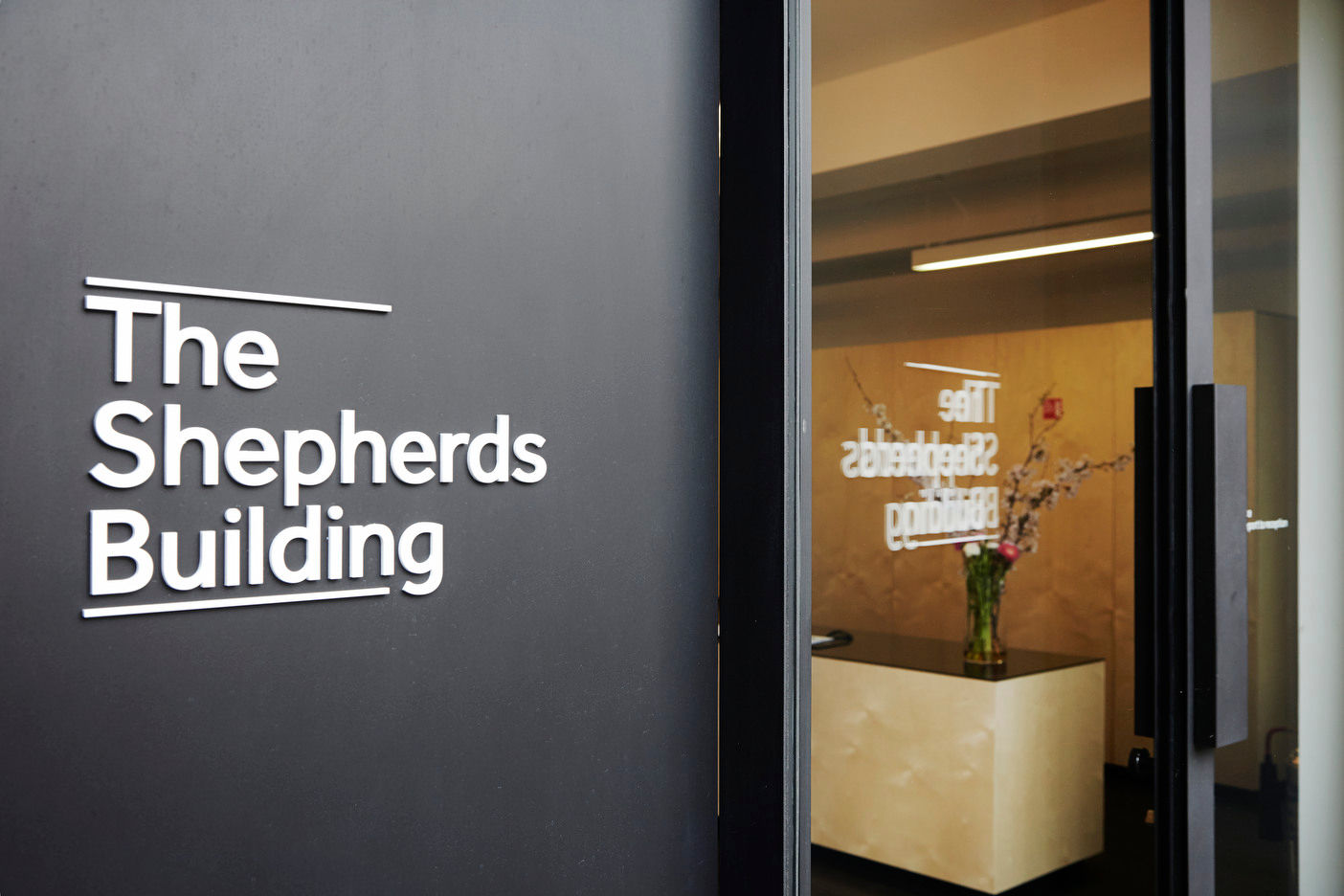The Shepherds Building Centre -