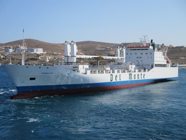 Refrigerated Cargo Ships