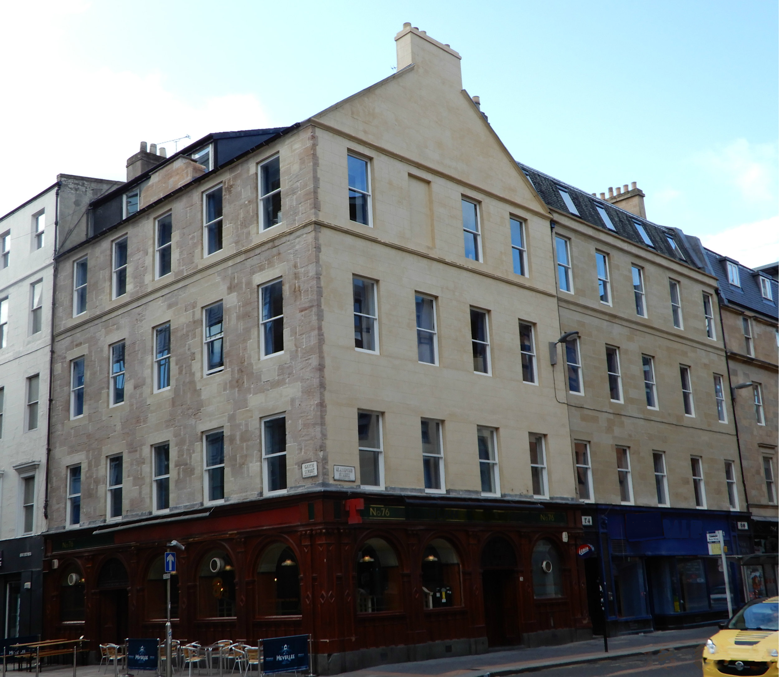 Norbulk House, Glasgow