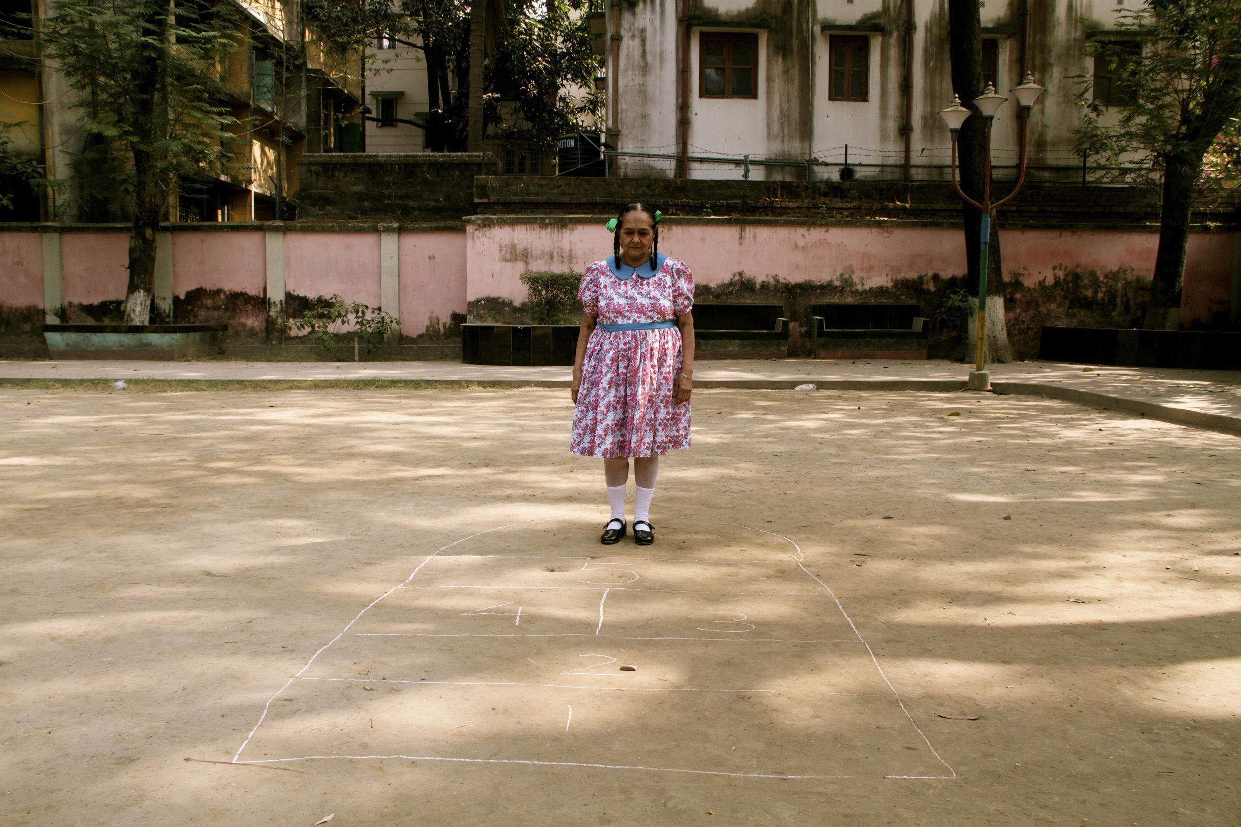 Ma Inna in Mogok , Indri was known as Ma Inna, as a little girl growing up in Mogok, Burma.