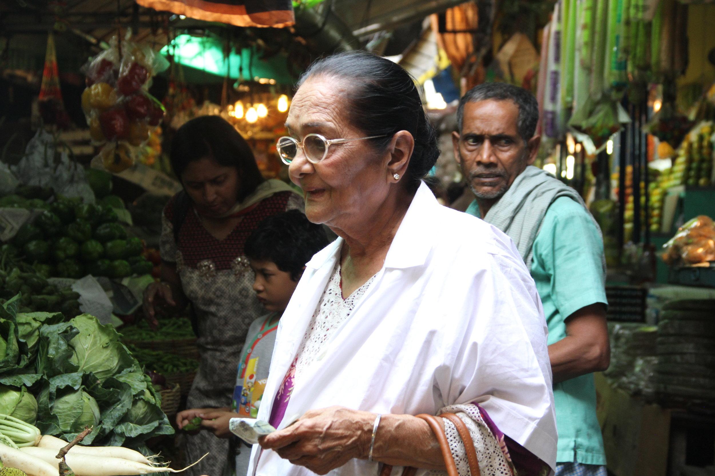 Still from Indri Pickle Lab @2016 . Kolkata Jaggu Market