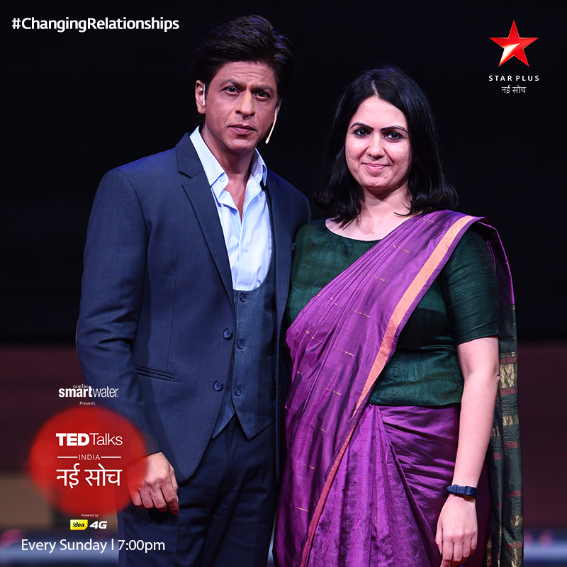 - TED Talks India Nayi Soch, hosted by Shahrukh Khan premiered on Star Plus, on December 2017.