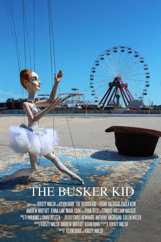 Best Family Short - The Busker Kiddirected by Kristy Walsh and Kevin Durr