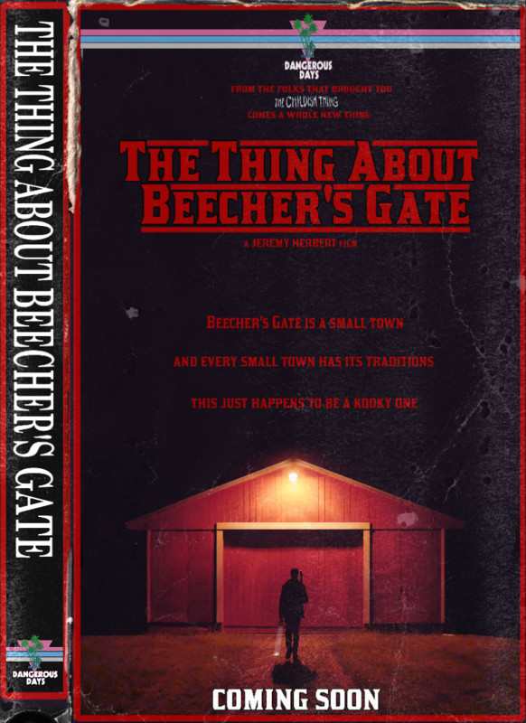Best Horror Short - The Thing About Beecher's Gatedirected by Jeremy Herbert