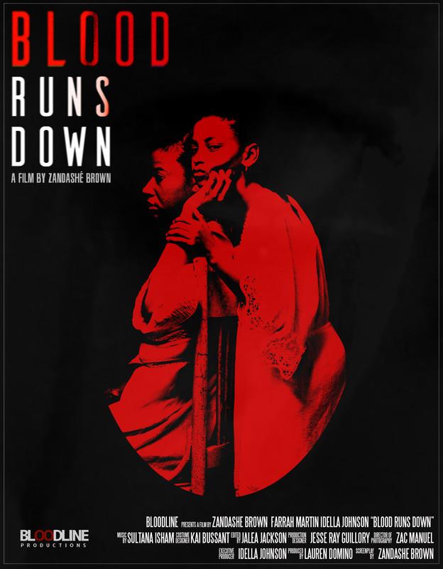 Best Cinematography - Blood Runs Downdirected by Zandashé Brown