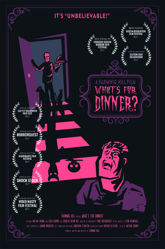 Best Score - What's for Dinner?directed by Nathan Ludwig, Chad Farmer, and Charles Devin Hill