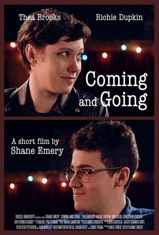 Best Local Writing - Coming and Goingdirected by Shane Emery