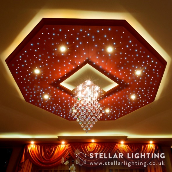 Classical Octagon LED STARLIGHT CEILING