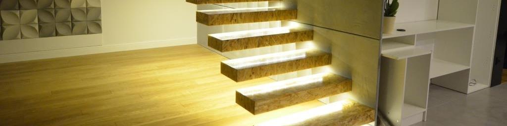 - Intelligent Stair Lighting