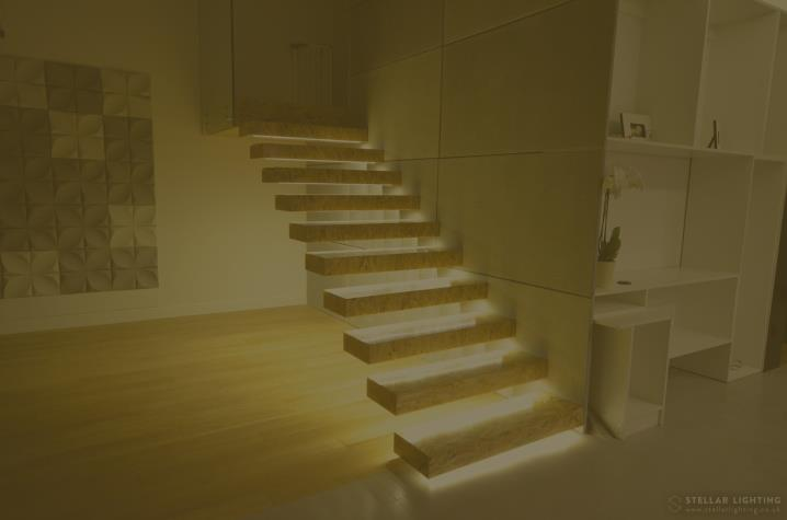 - Why choose our smart stair lighting solution?