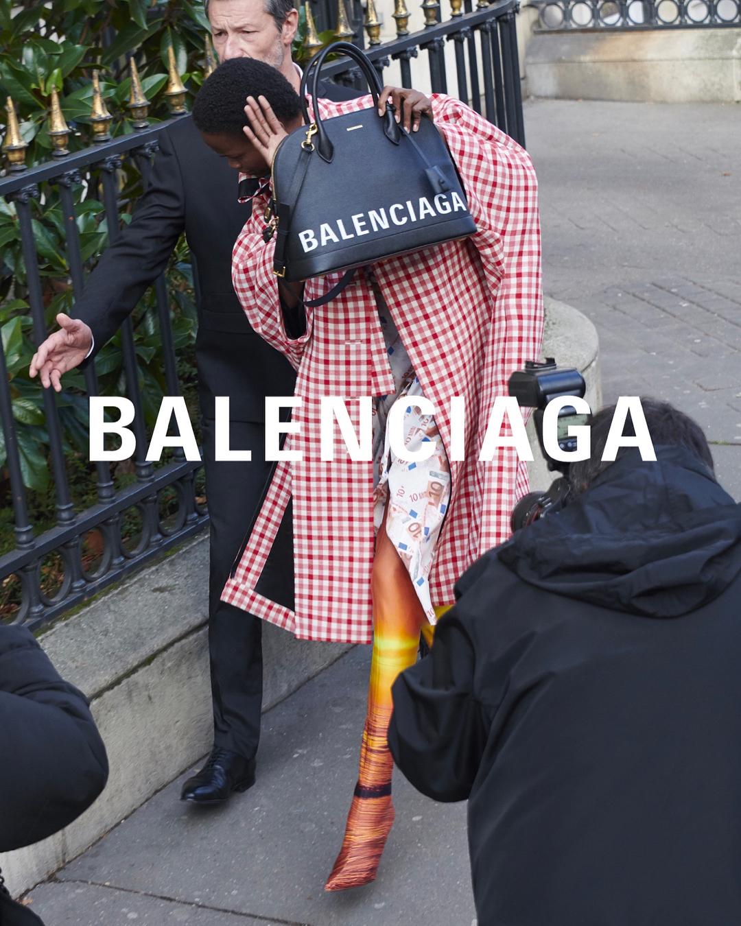 Photo courtesy of Balenciaga