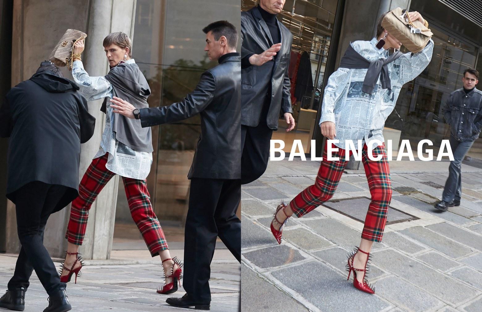 Photos courtesy of Balenciaga