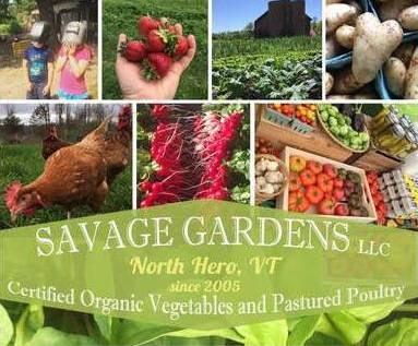 Savage Gardens Eggs Logo