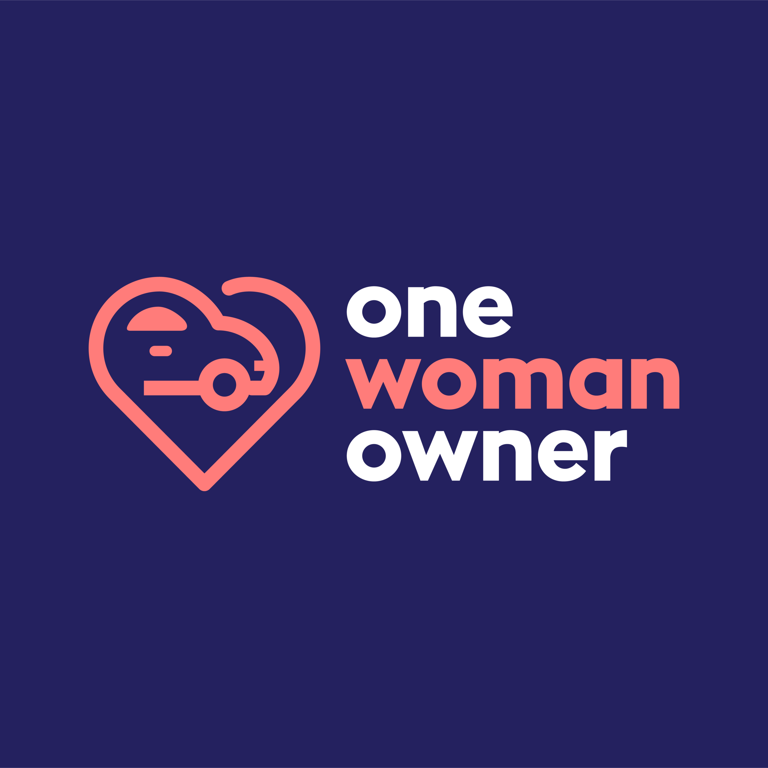 One Woman Owner