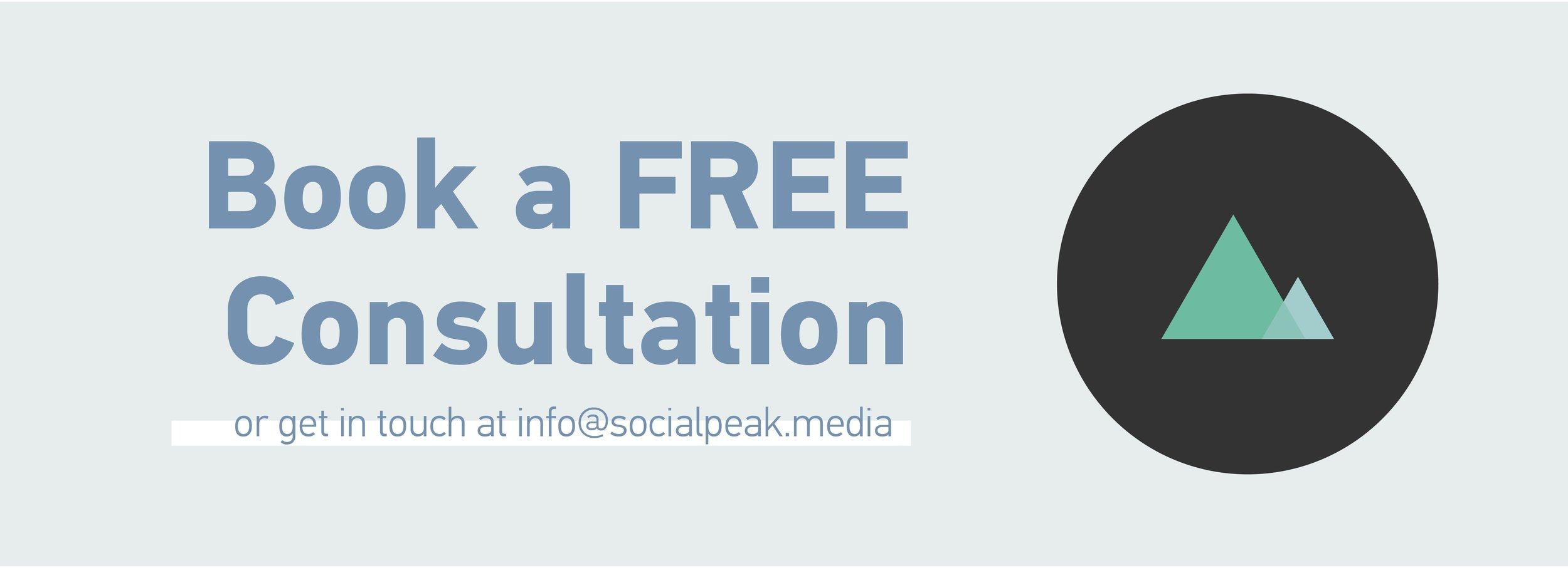 Social Peak –Contact Us