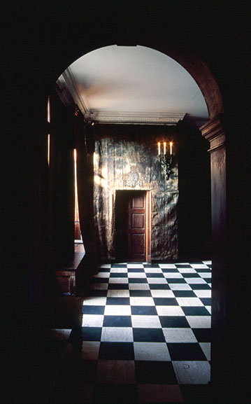 Southside House Tapestry Room @Richard Surman