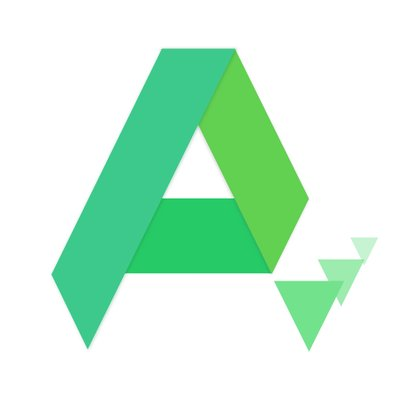 Listed on APK Pure -