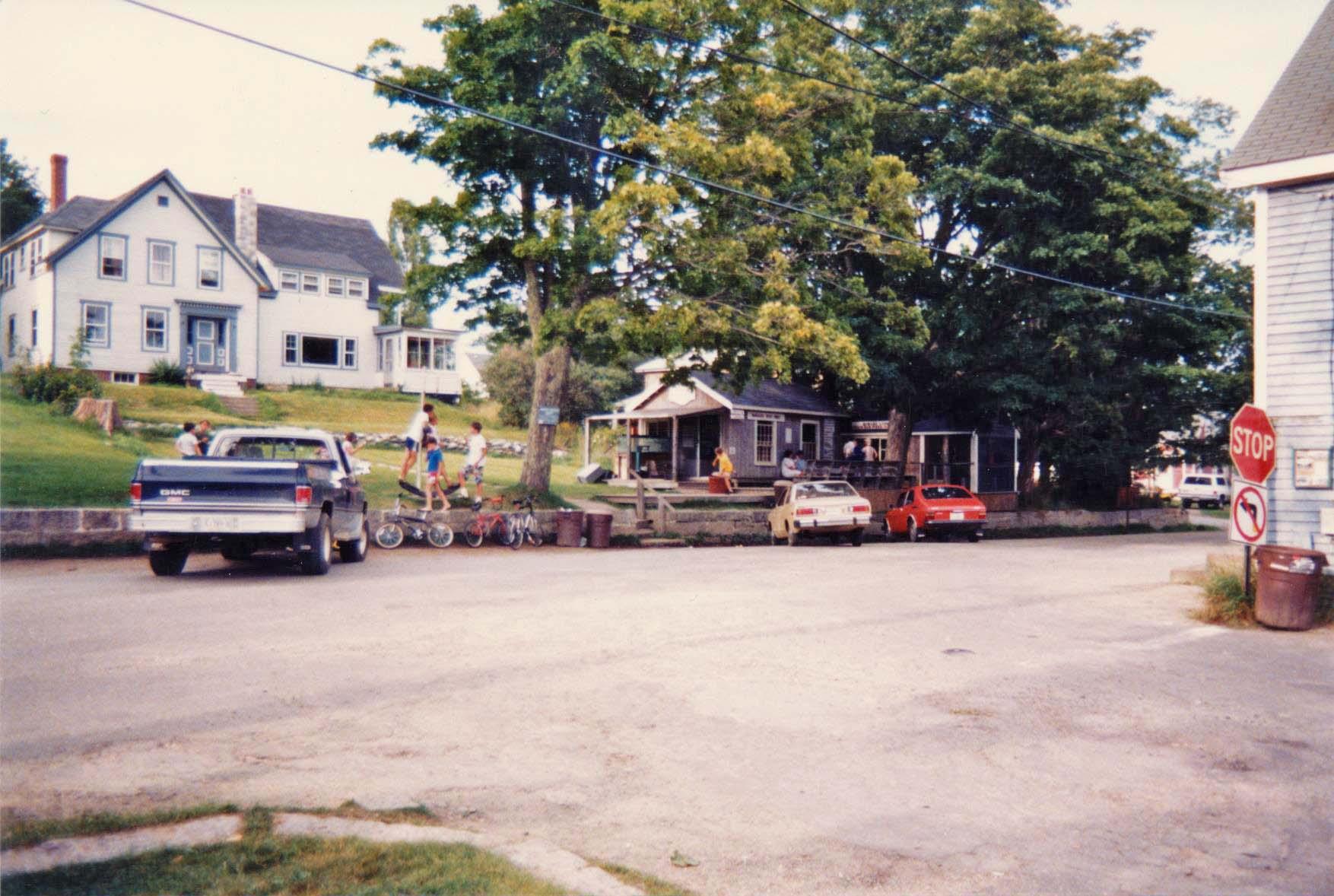 Cooper's Landing, 1986