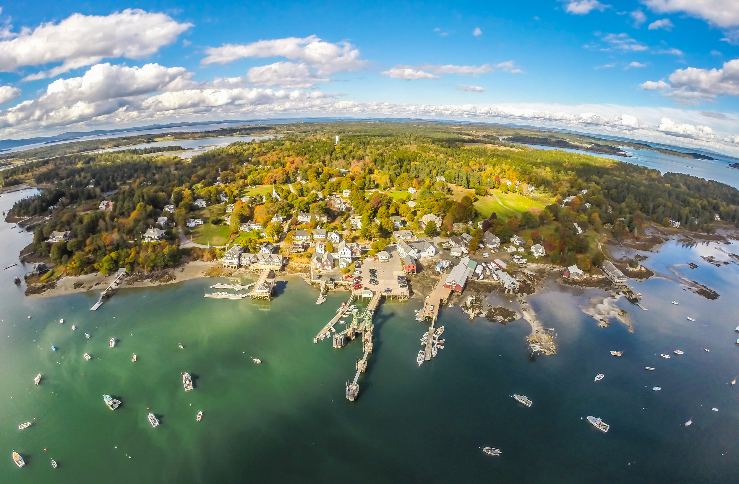 North Haven Village, 2014 – Photo by Bill Trevaskis