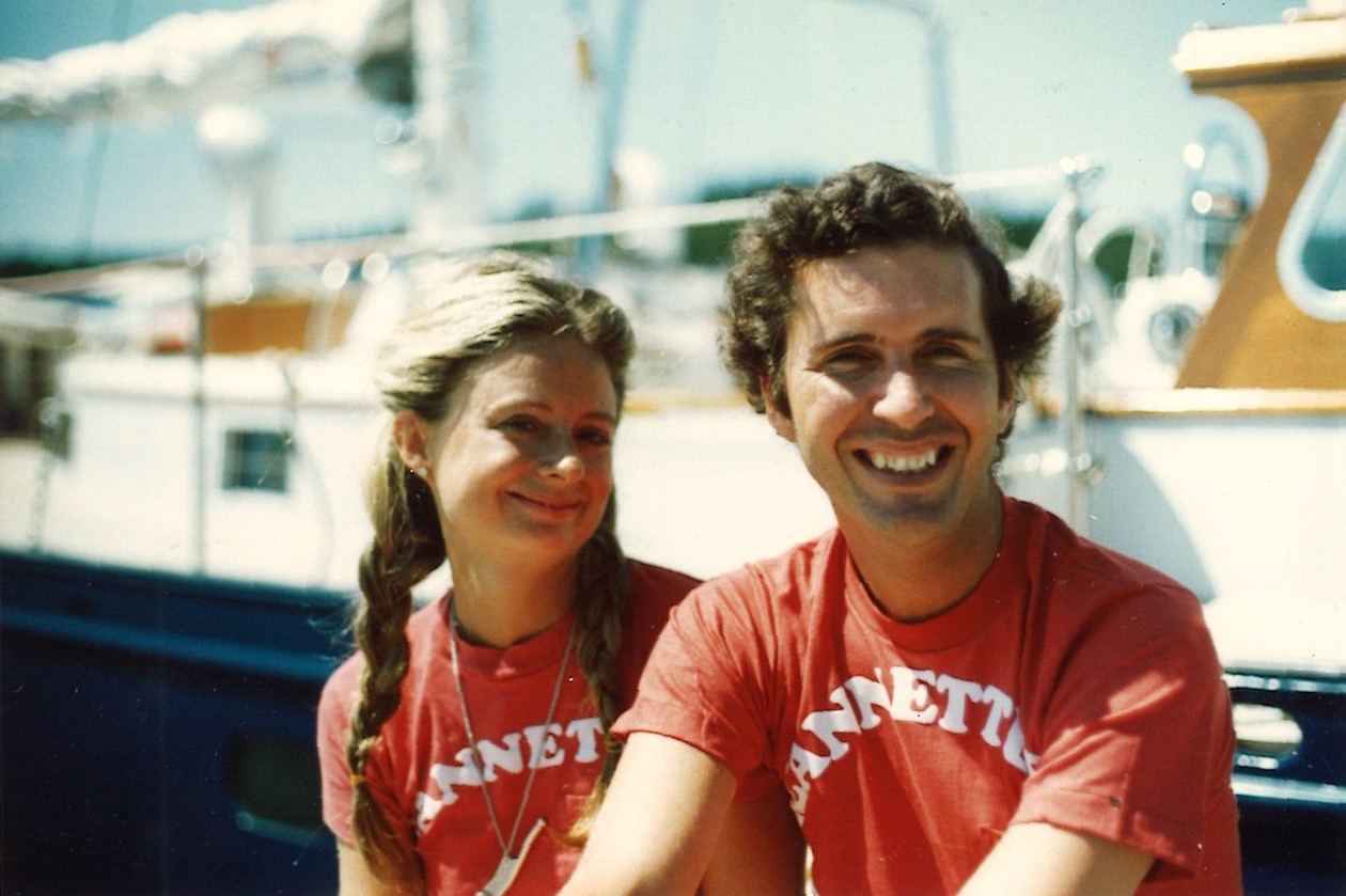 Jeannette and her husband, Alex