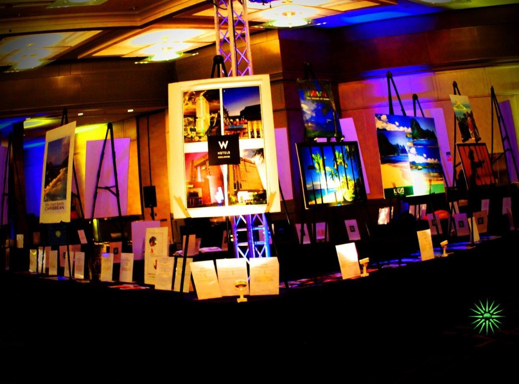 Live & Silent Auctions - Each year, our live and silent auctions account for 30 percent of the overall money raised. The silent auction opens two hours before dinner begins with electronic bidding continuing throughout the evening. The live auction during the dinner program includes our most valuable and unique items auctioned live on stage to our 1,200+ attendees. Both auctions offer opportunities for exposure for your business.