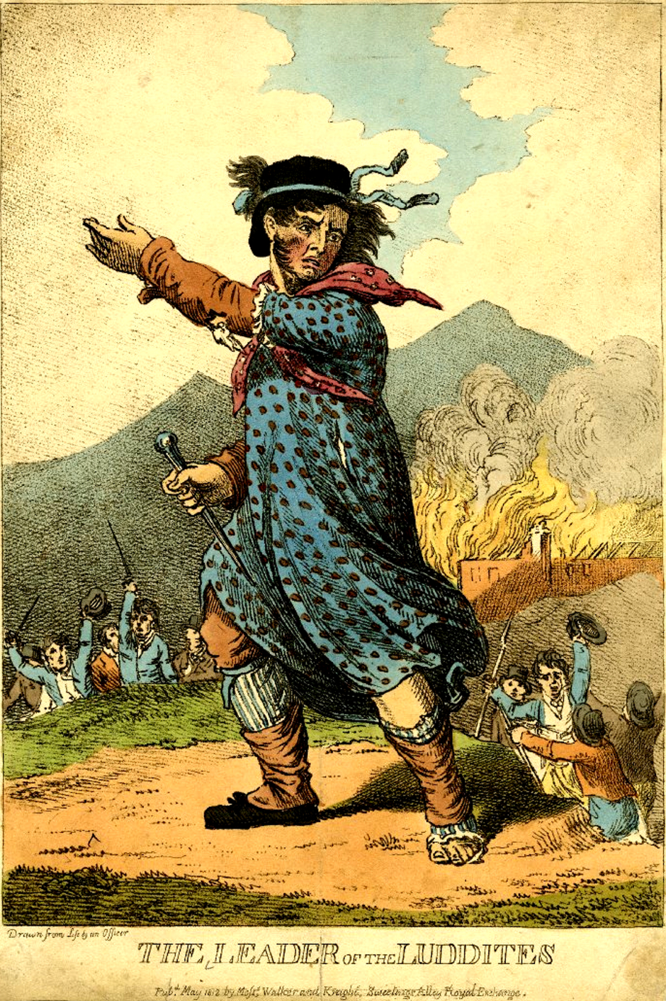 Copy of The Luddites