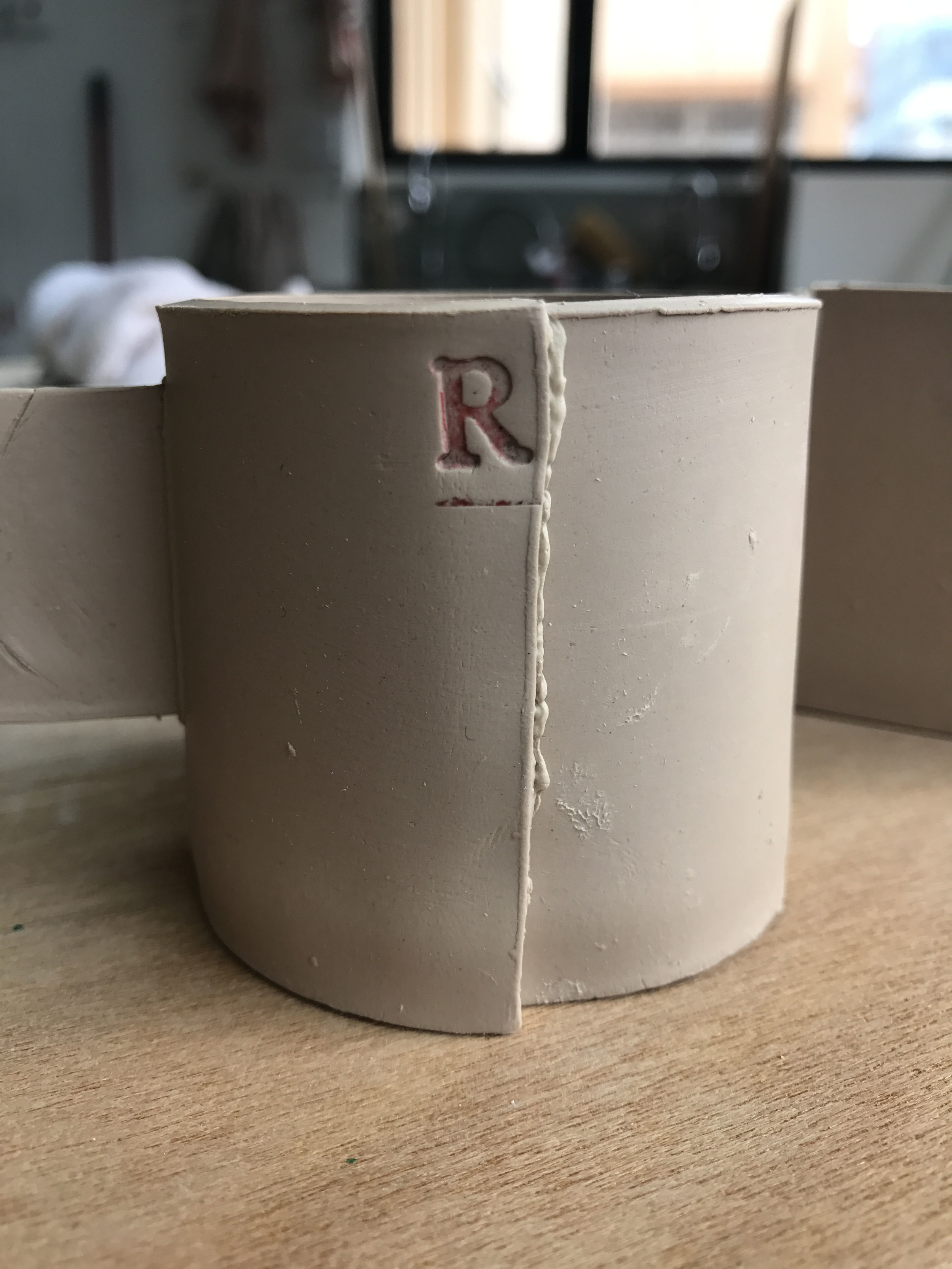 Designing A Slab Mug May 2018 Ryan Cheng Pottery
