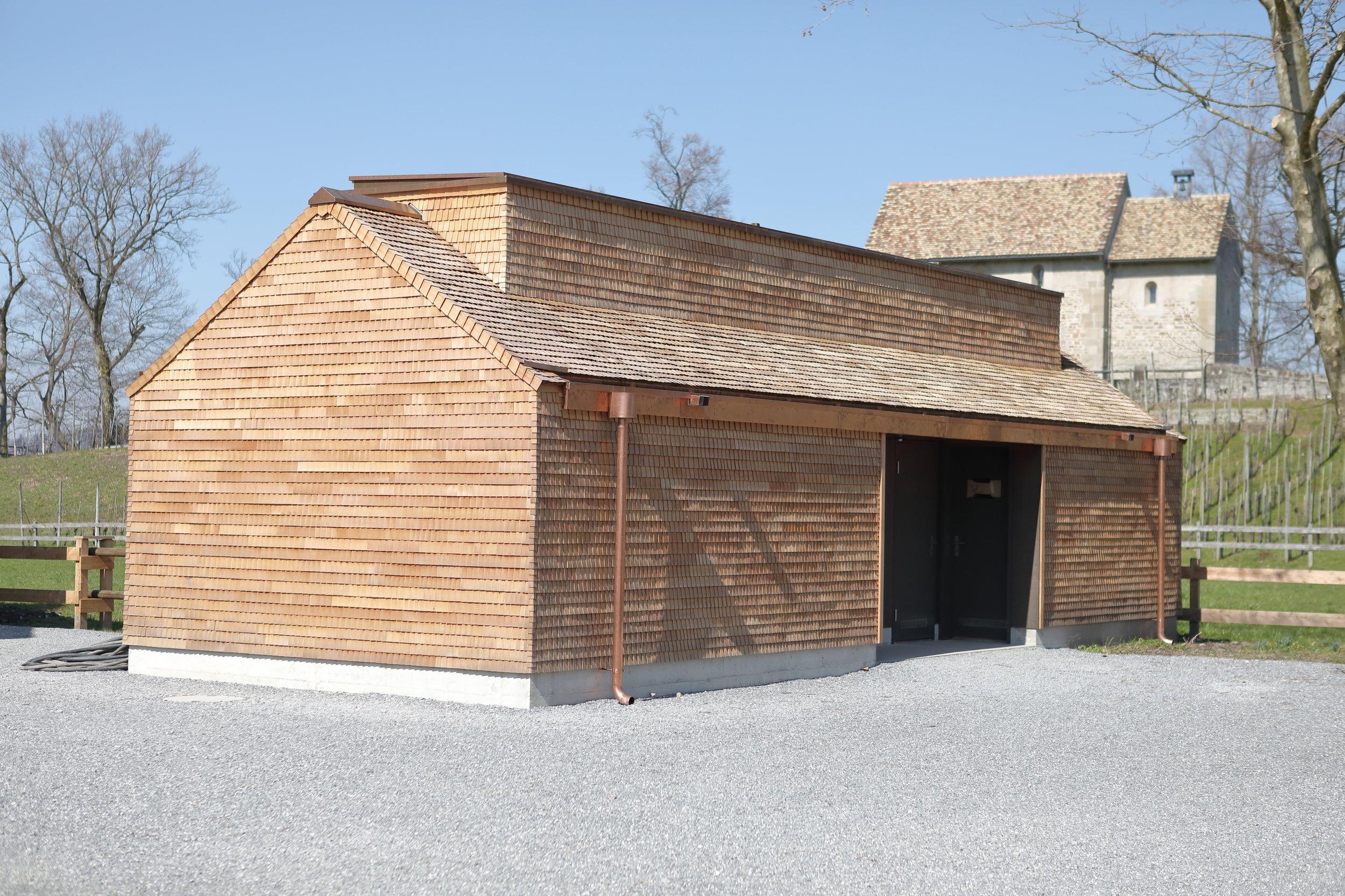Hausenbaur - Holzdeck