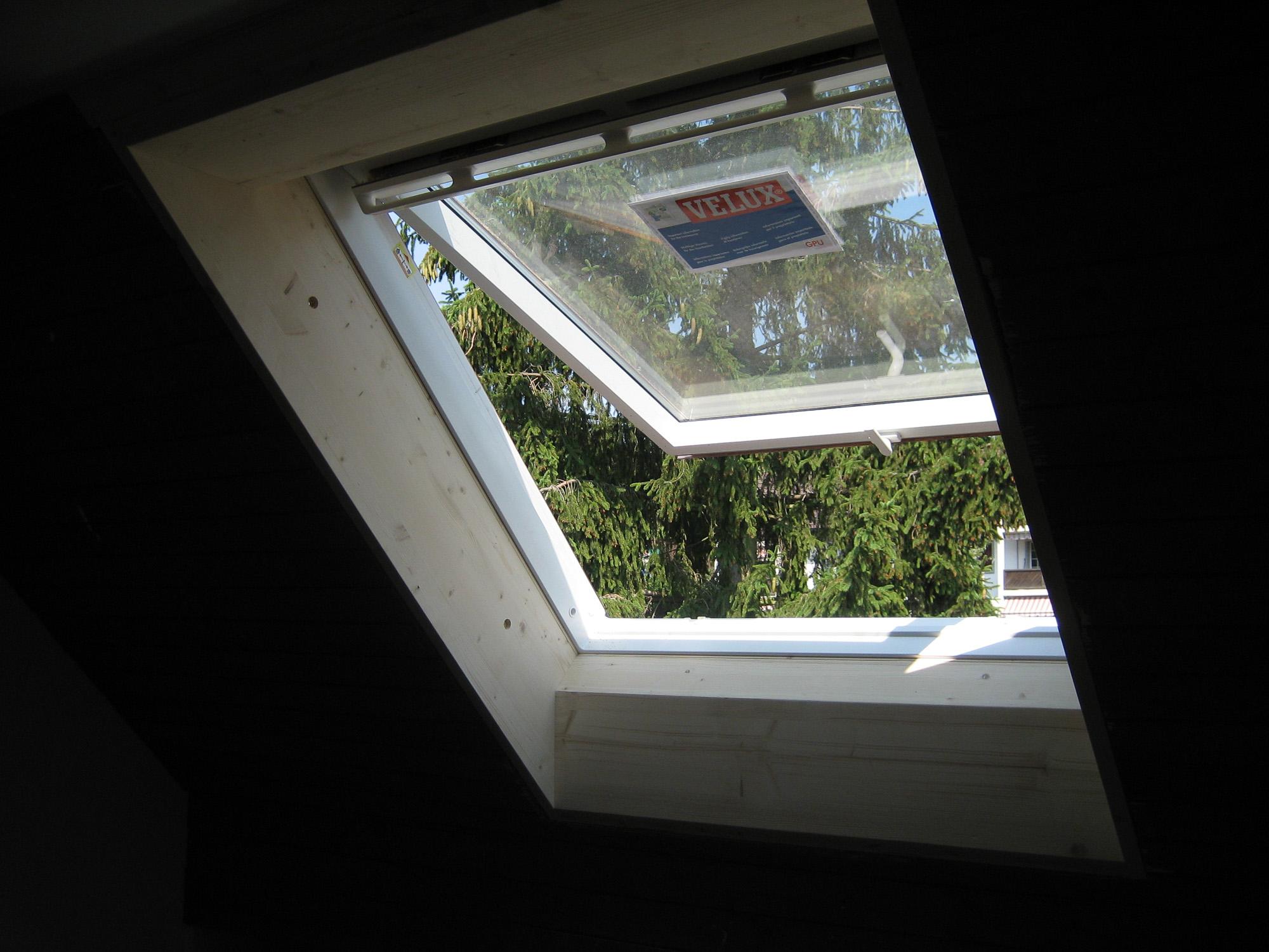 hausenbaur - dachfenster