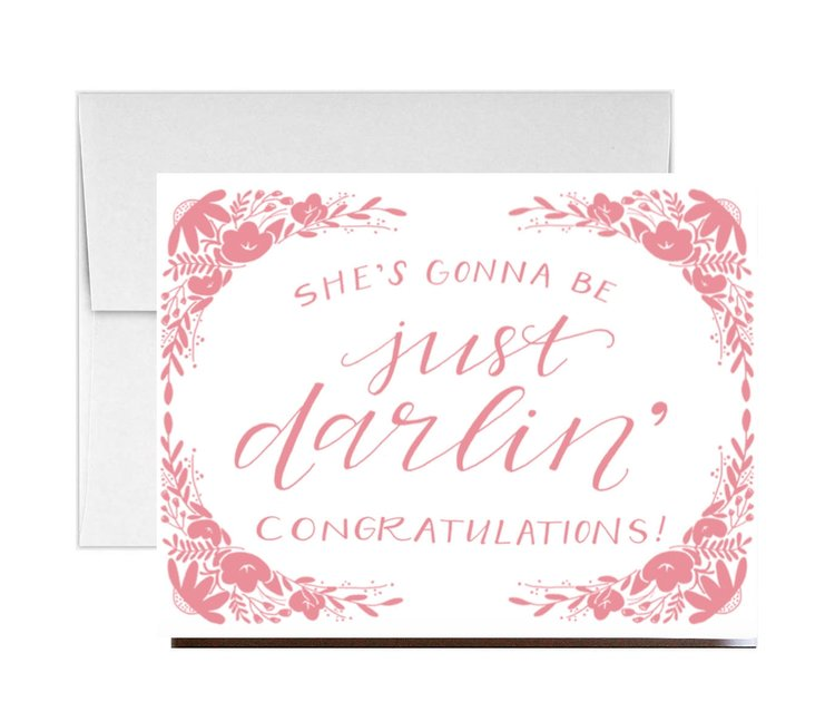 Super sweet Stately Made card!