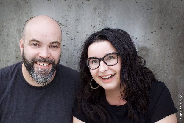 - Deanna Kent and Neil Hooson have worked on books, brand and marketing campaigns, and interactive experiences. Deanna loves twinkle string lights, black licorice, and Edna Mode, and may be the only person on the planet who says