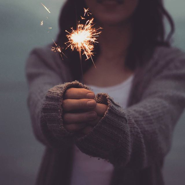 Say yes to happiness, to reigniting a spark of joy in your life.