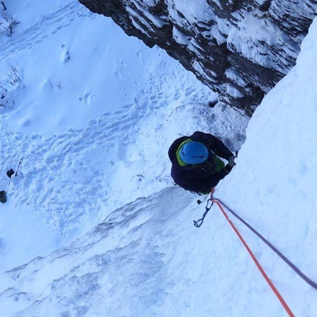 Kandersteg #eisklettern#bergführer