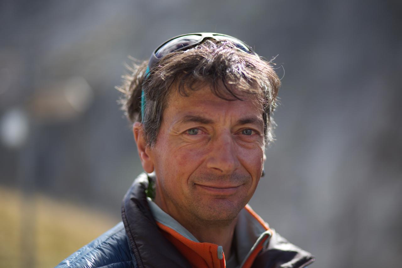Walter Fetscher - Bergführer Uri