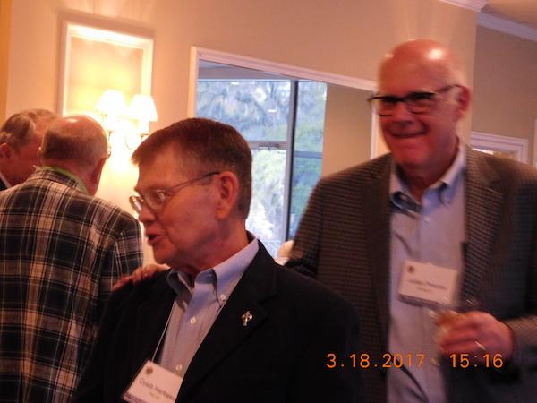 SAE 2017 dinner-08 Cobb Harbeson, Julian Proctor.JPG