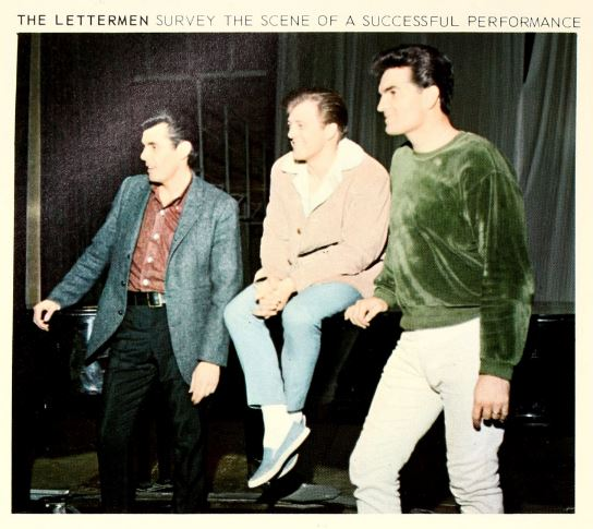 1967 Homecoming - music - The Letterman.JPG
