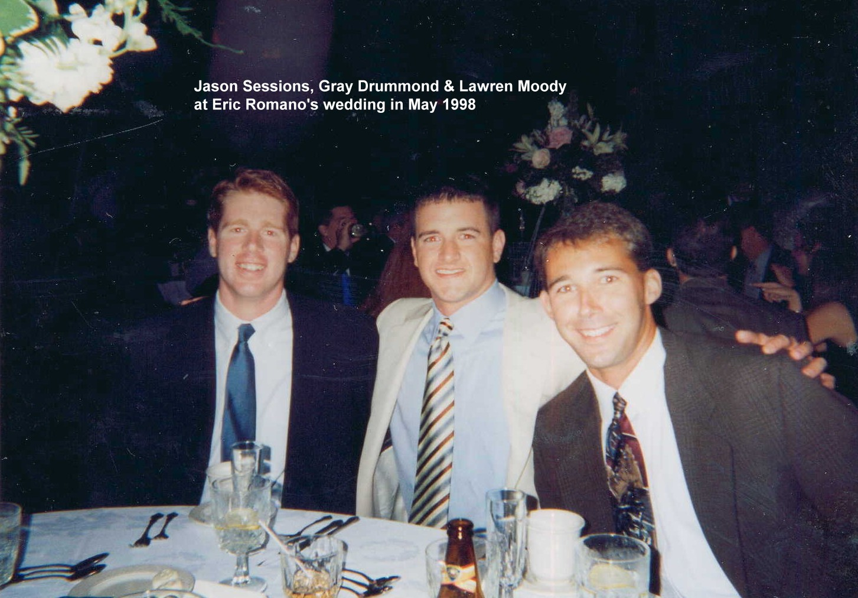 1998 EricRomano_s wedding-JasonSessions, GrayDrummond _ LawrenMoody.jpg