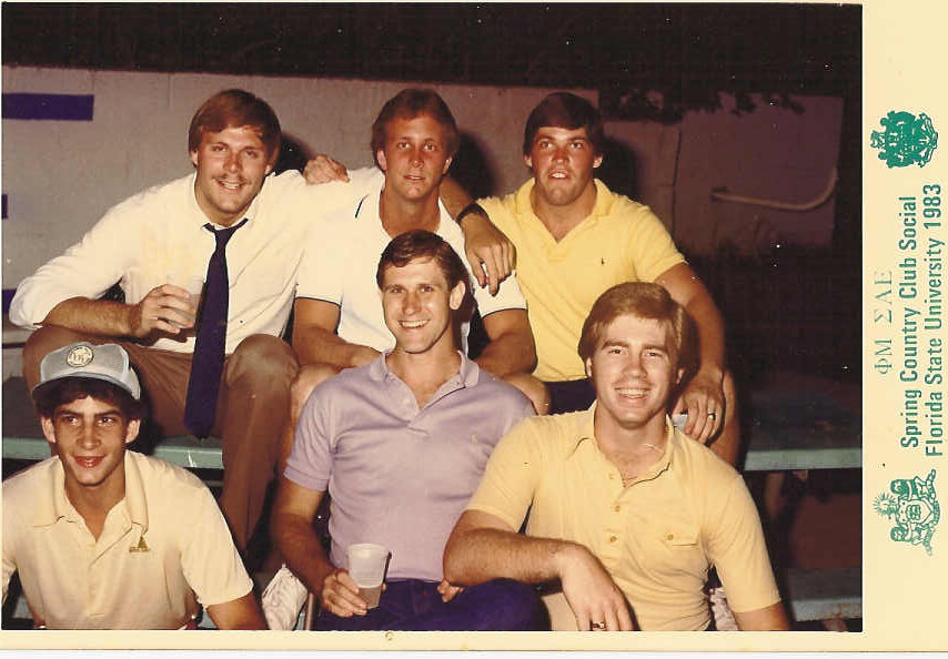 1983 Phi Mu SAE Country Club Social.jpg