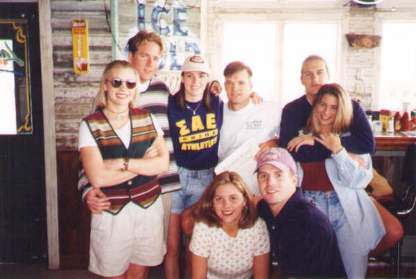 1993 StefanHajek, BrianLaMirande, PatToole.jpg