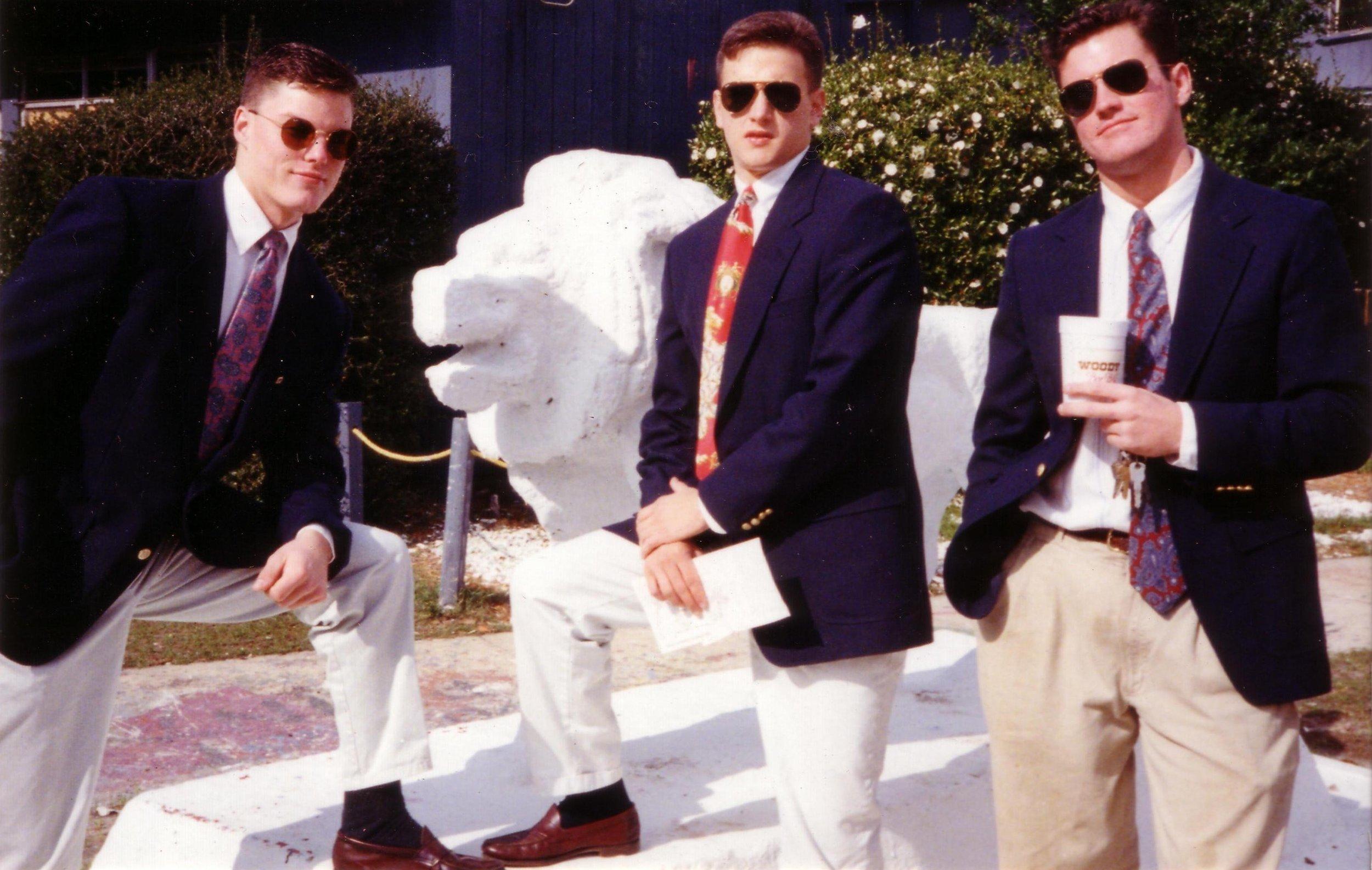 1994 GrayDrummond, MikeGrogan, TomHarrison.jpg