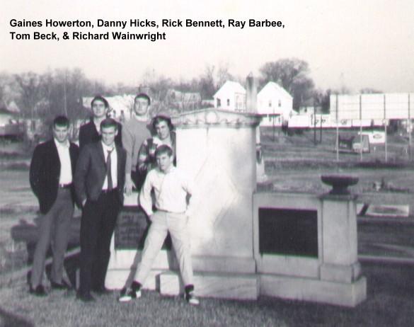 1965 Howerton Hicks Bennett Barbee Beck _ Wainwright.jpg