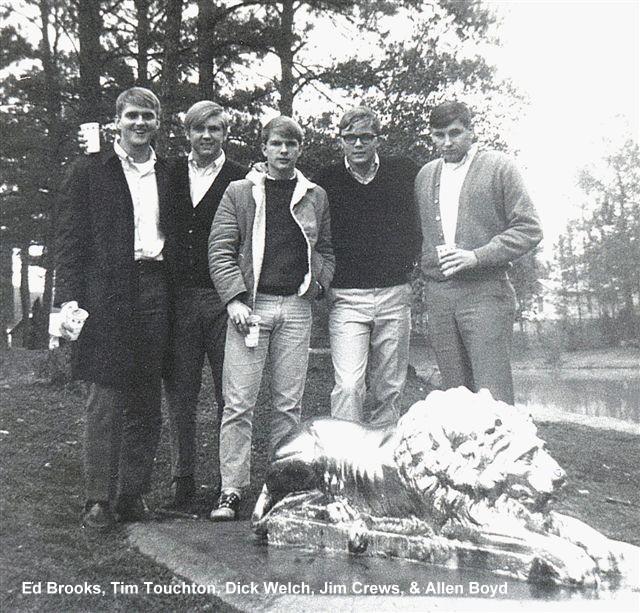 1968 Brooks Touchton Welch Crews _ Allen.jpg