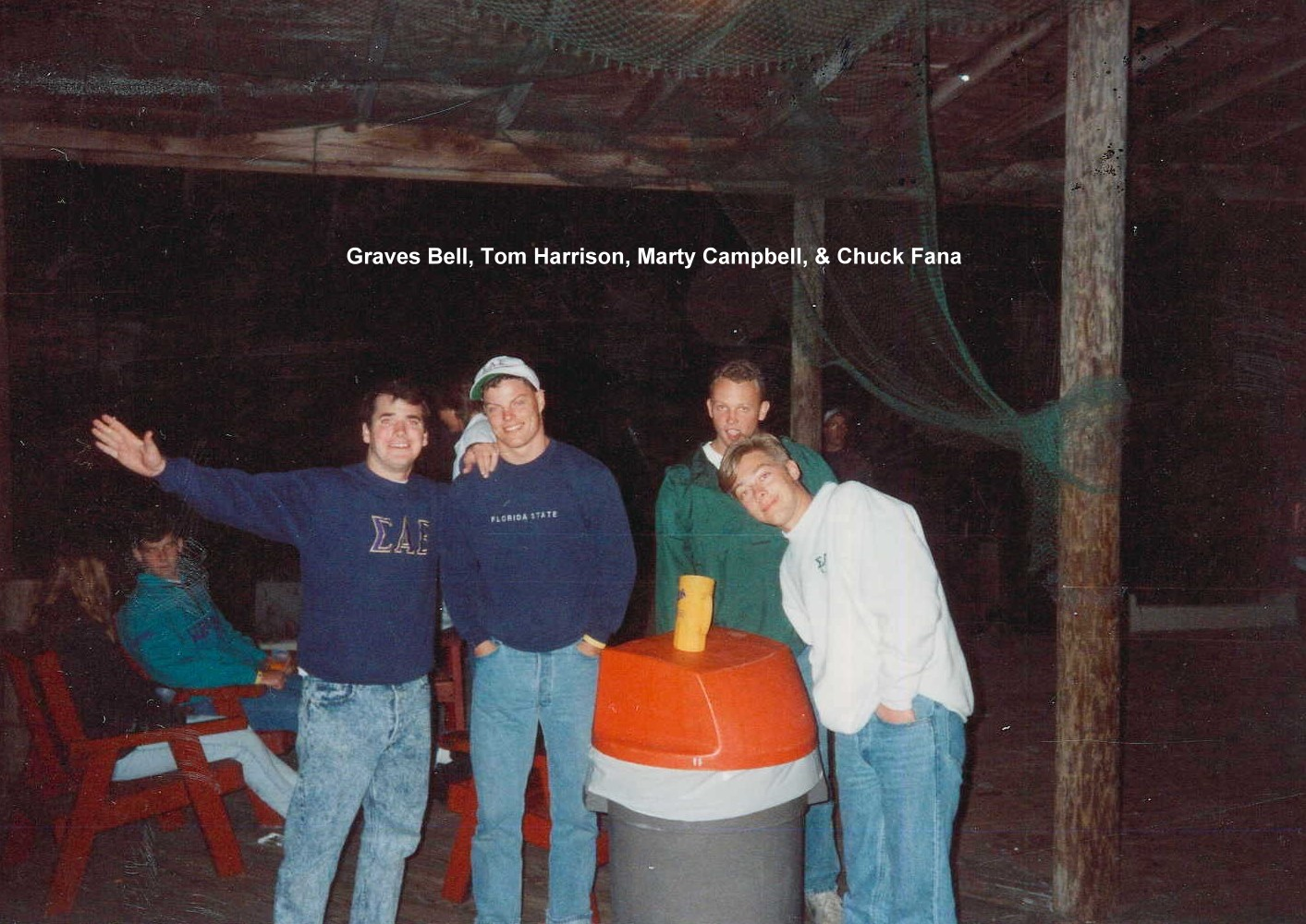 1992 Graves Bell, Tom Harrison, Marty Campbell _ Chuck Fana.jpg