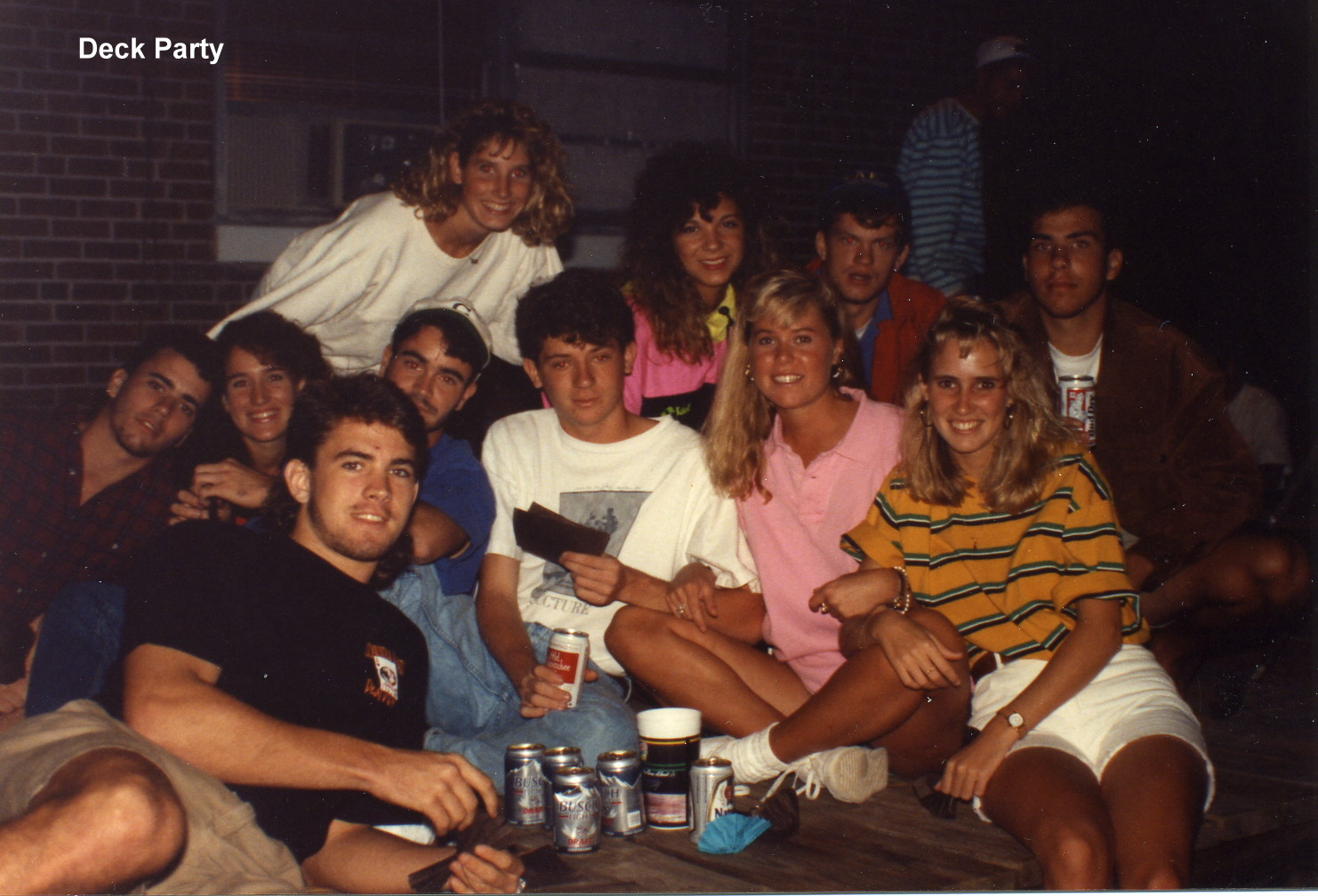 1993 Deck Party-SteveThompson, ZachWard, BrannonBoggus, MarcPeoples.jpg