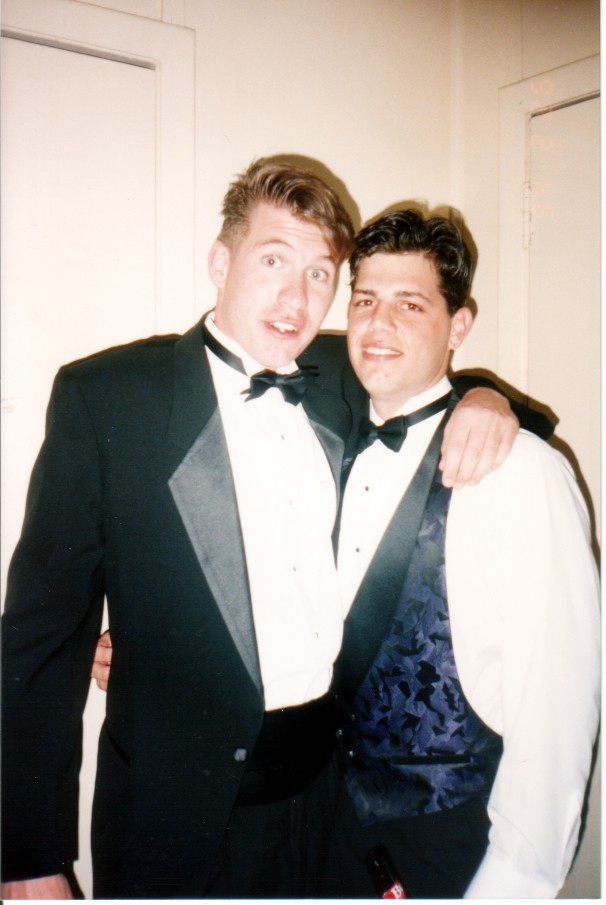 1994 Formal - TimPerry, Flora.jpg
