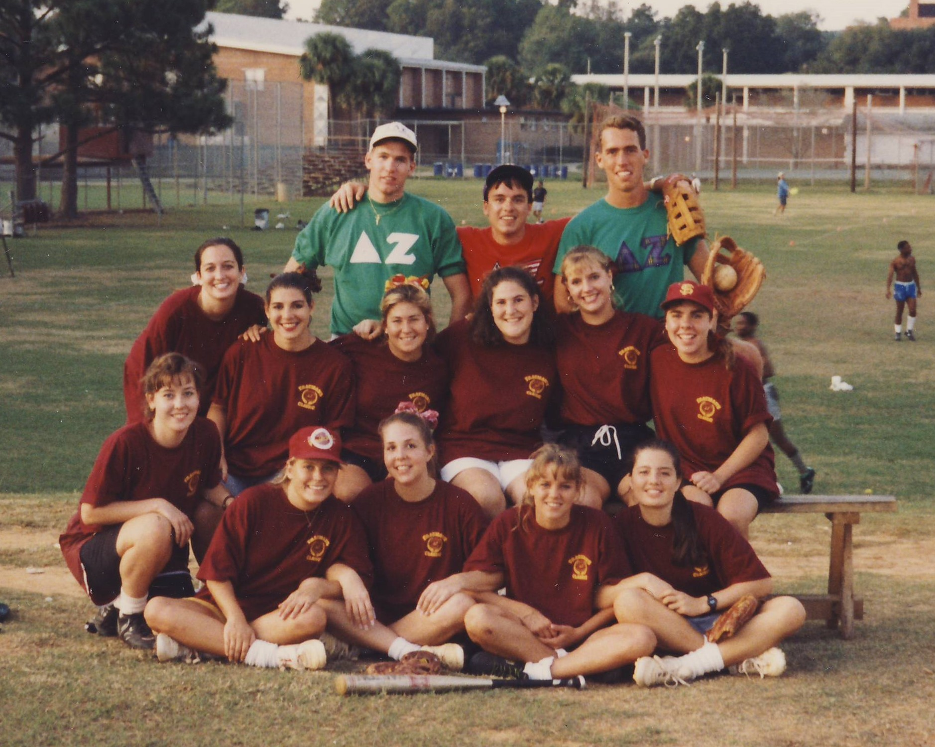 1993 Field of Dreams-team DZ.JPG